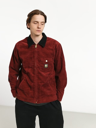 Carhartt WIP Pass Port Jacket (burnt red)