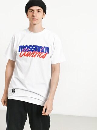 MassDnm Postscript T-shirt (white)