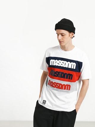 MassDnm Separate T-shirt (white)