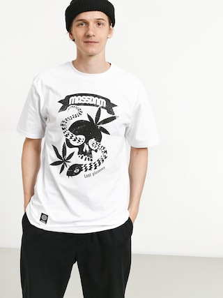 MassDnm Last Pleasure T-shirt (white)