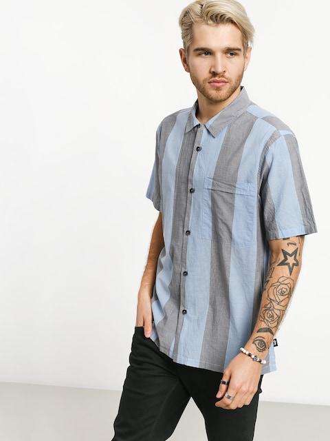 Stussy Bold Stripe Shirt (blue)