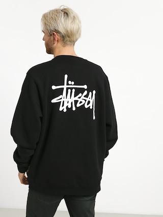 Stussy Basic Sweatshirt (black)