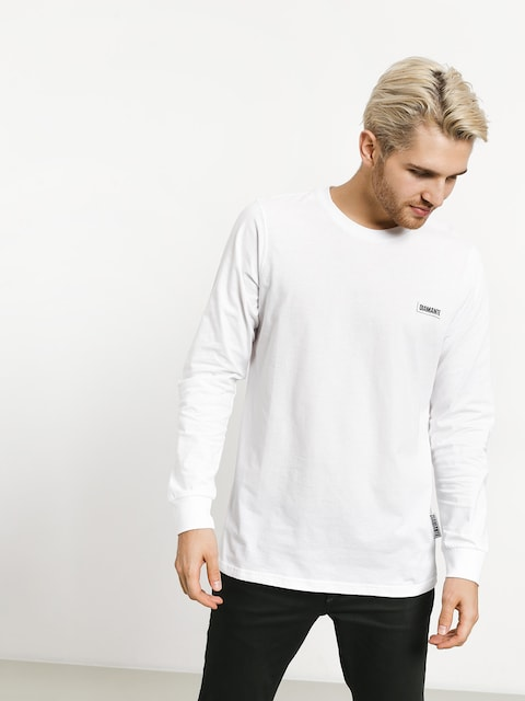 Diamante Wear Basic Longsleeve (white)