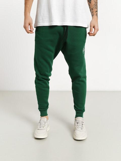 Diamante Wear Di Hipster Haft Drs Pants (bottle green)