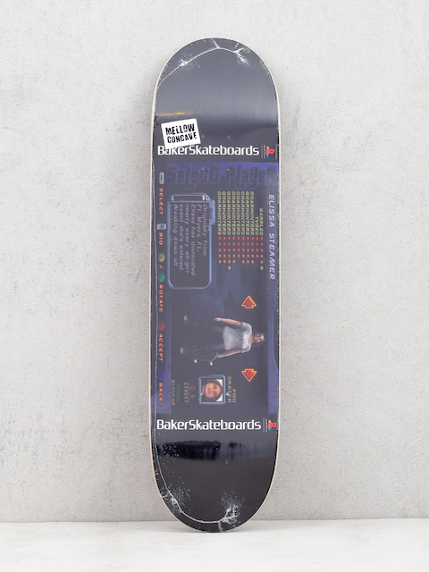 Baker Es Player Select Deck (black)