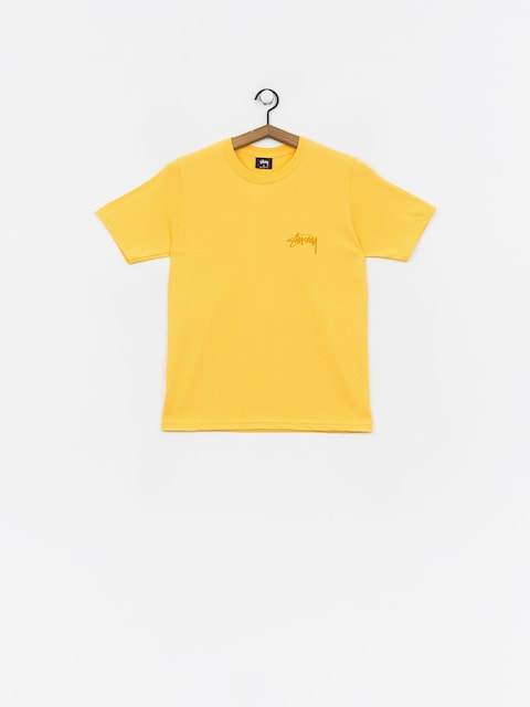 Stussy Stock T-shirt Wmn (orange)