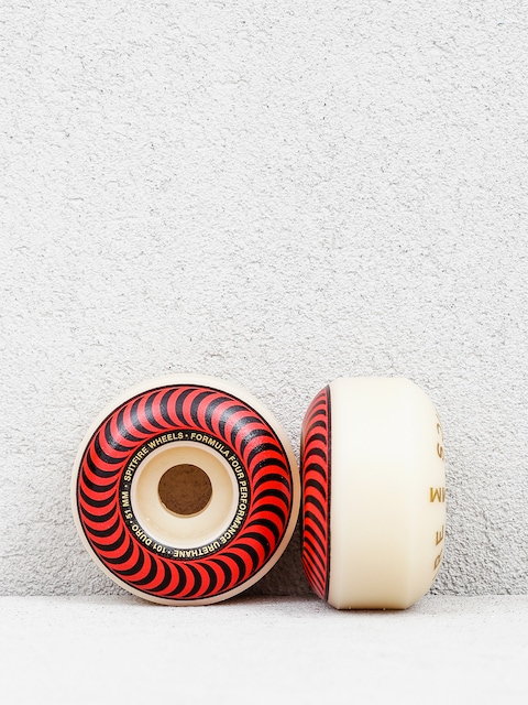 Spitfire F4 101 Classic Wheels (red)