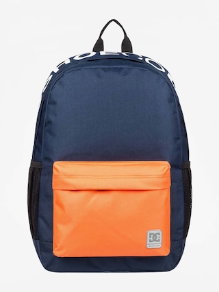 DC Backsider Cb Backpack (black iris/orange p)