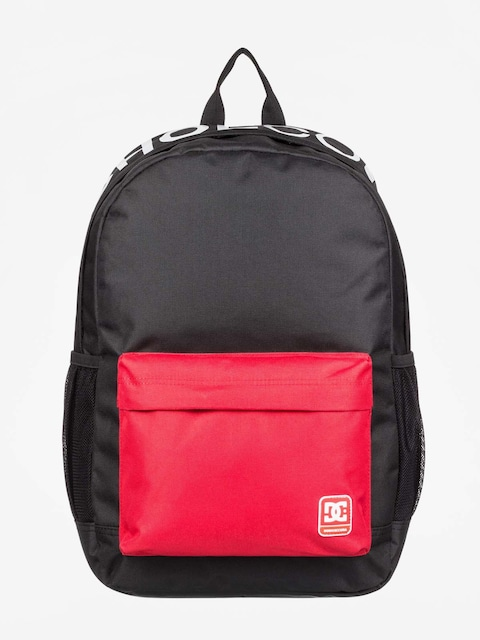 DC Backsider Cb Backpack (black/racing red)