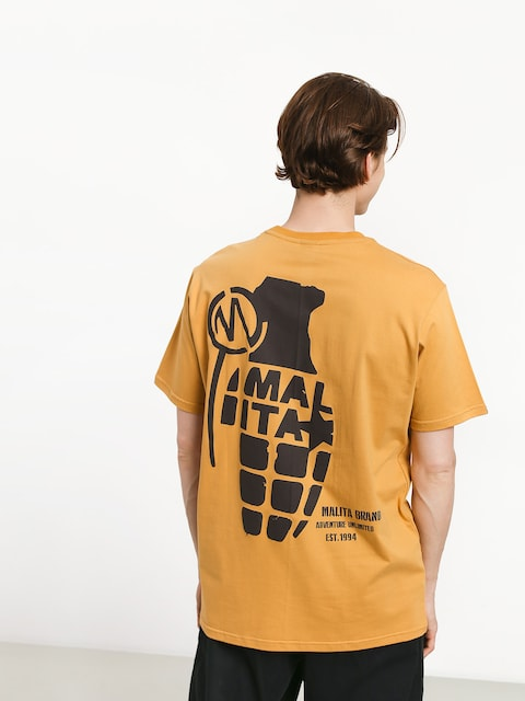 Malita Grenade T-shirt (honey)