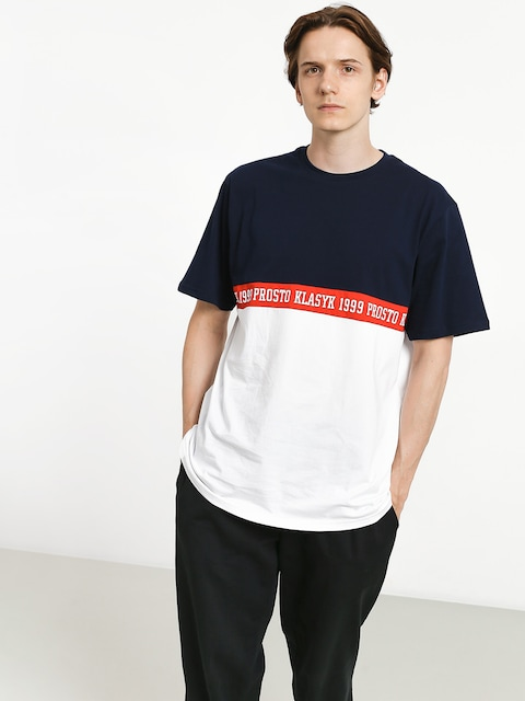 Prosto Road T-shirt (navy)