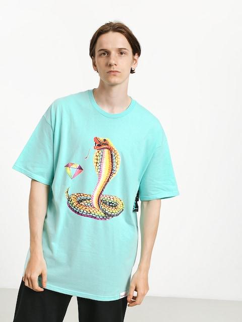 Diamond Supply Co. Cobra T-shirt (diamond blue)