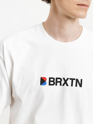 Brixton Stowell IV Stt T-shirt (white)