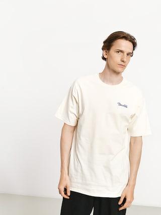 Brixton Grade III Stt T-shirt (off white)