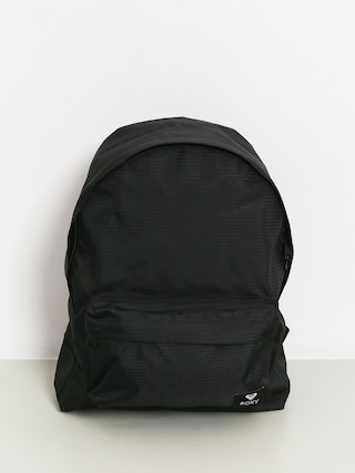 Roxy Sugar Baby Textured Backpack Wmn (anthracite)