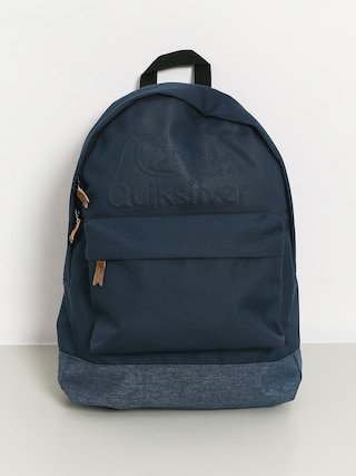 Quiksilver Everyday Poster Embossed Backpack (moonlit ocean)