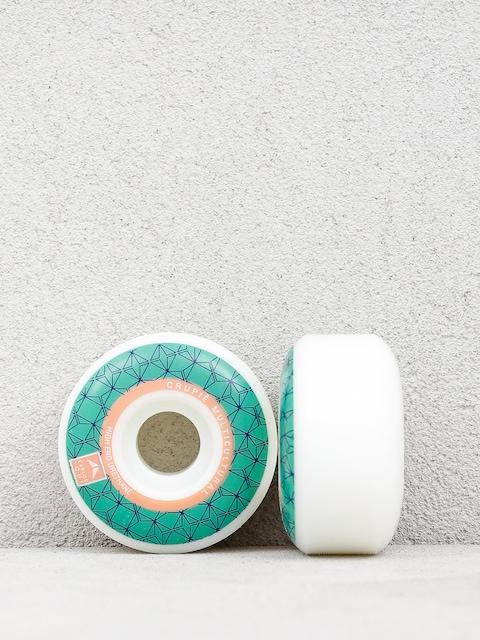 Crupie Carlos Lqui Wheels (white/teal)