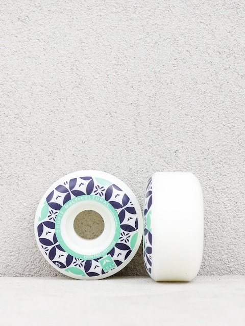 Crupie Joey Brezinski Wheels (white/green)