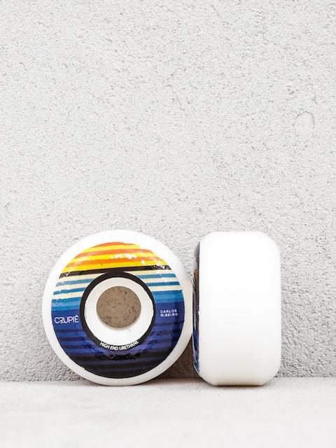 Crupie Mex Carlos Ribeiro Wheels (white/multi)