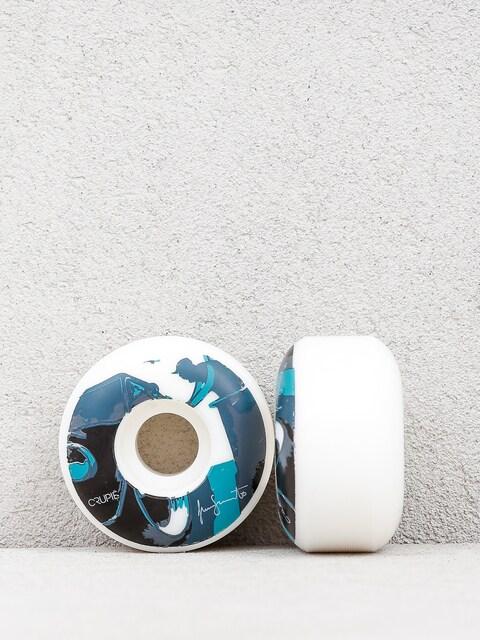 Crupie Javier Sarmiento Will Barras Wheels (white/teal)