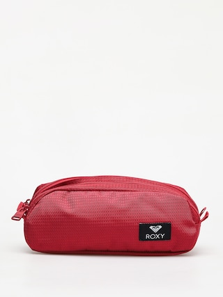 Roxy Da Rock Textured Pencil case Wmn (deep claret)