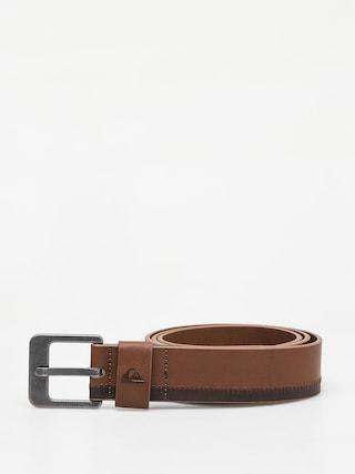 Quiksilver Binge 3 Belt (chocolate brown)