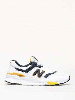 New Balance 997 Shoes (white/navy)