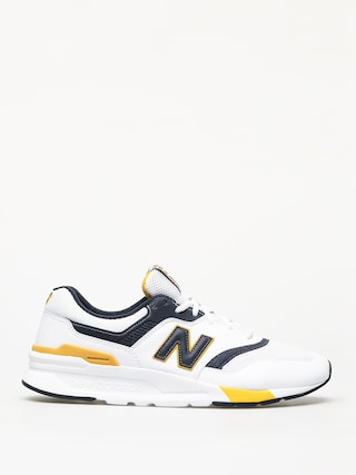 New Balance 997 Shoes (white/navy)