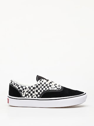 Vans ComfyCush Era Shoes (tear check/black/true white)