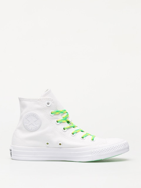 Converse Chuck Taylor All Star Hi Glow Up Chucks Wmn (optical white)
