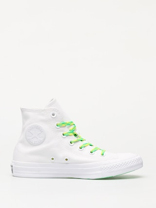 Converse Chuck Taylor All Star Hi Glow Up Chucks Wmn (optical white)