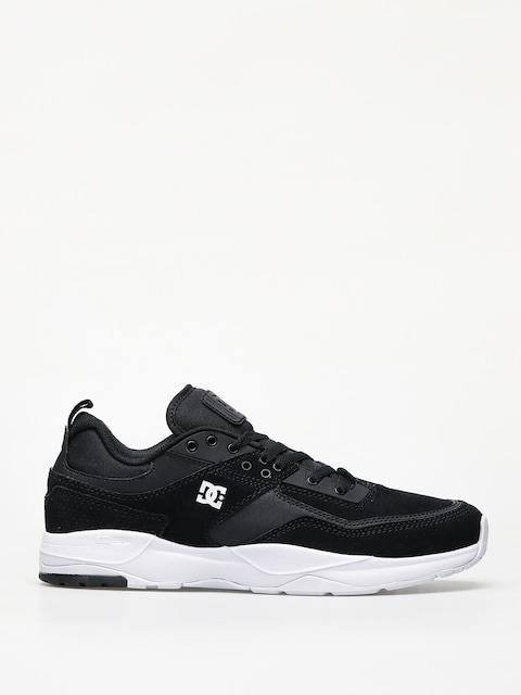 DC E Tribeka Shoes (black/white/black)