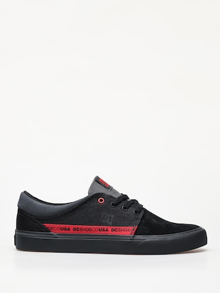 DC Trase Tx Se Shoes (black/red/black)