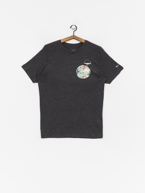 RVCA Vaughn T-shirt (black)