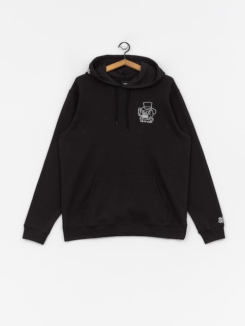 RVCA Pick Your Battles HD Hoodie