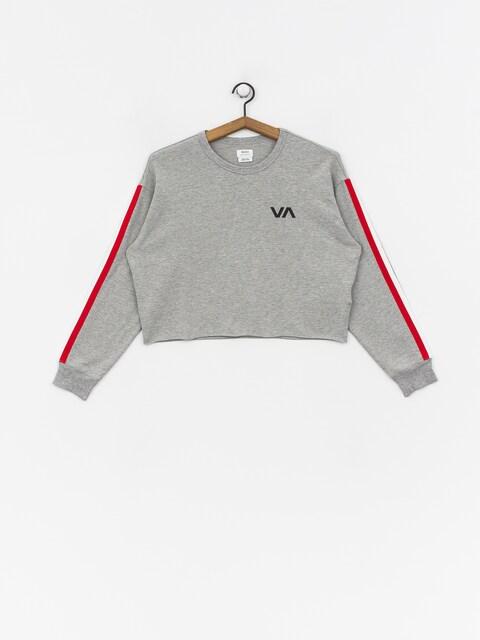 RVCA Ringside Sweatshirt (heather grey)