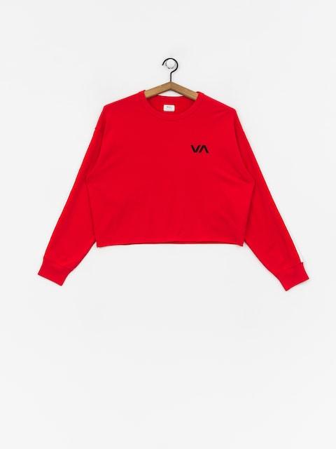 RVCA Ringside Sweatshirt (red)
