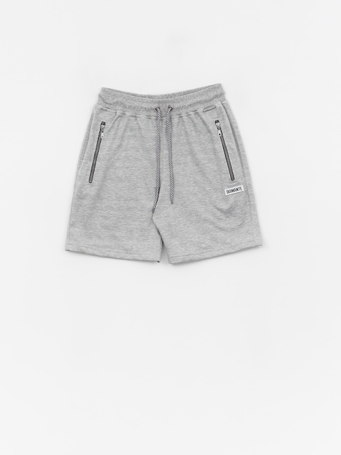 Diamante Wear Grey Boxlogo Shorts (light grey)