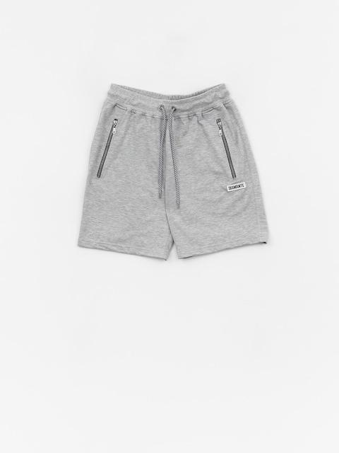 Diamante Wear Classy Shorts (light grey)