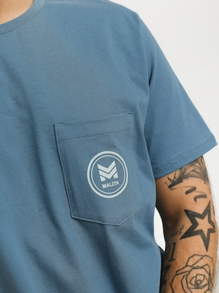 Malita Military T-shirt (blue)