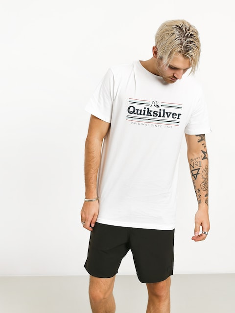 Quiksilver Get Buzzy T-shirt (white)
