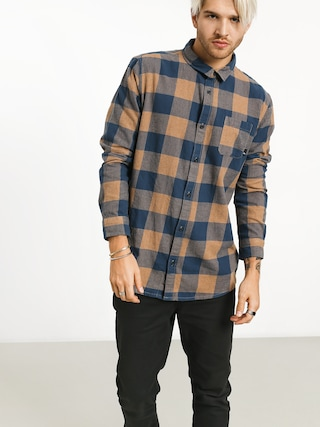 Quiksilver Motherfly Shirt (caribou motherfly)