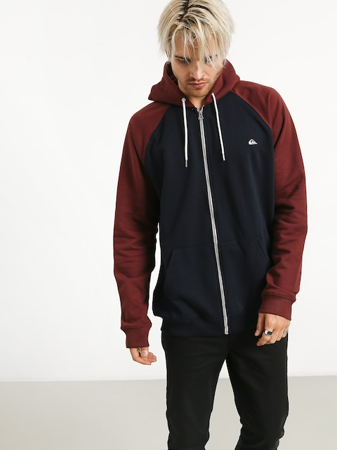 Quiksilver Everyday ZHD Hoodie (navy b)