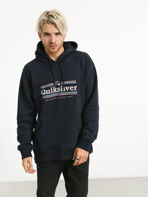 Quiksilver Get Buzzy Screen Fleece HD Hoodie