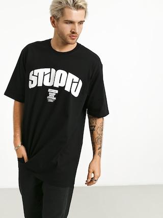 Stoprocent Future Retro T-shirt (black)