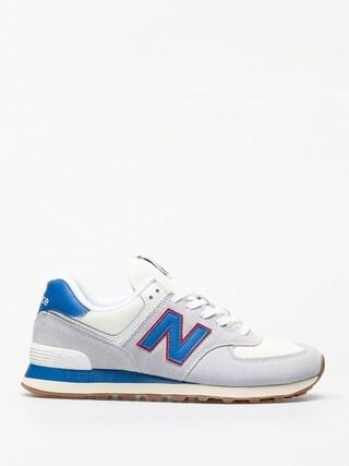 New Balance 574 Shoes (light grey)