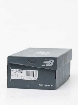 New Balance 574 Shoes Wmn (navy/pink)