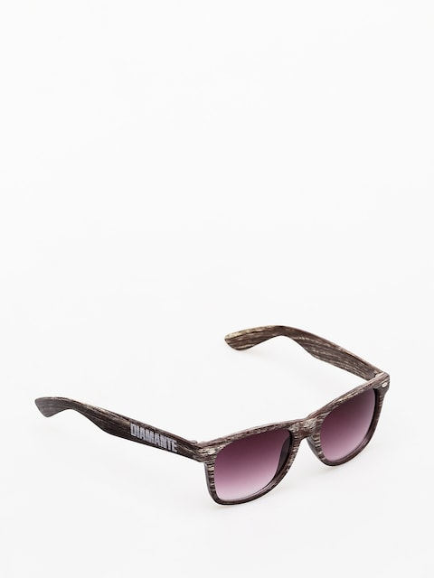 Diamante Wear Woody Sunglasses (brown)