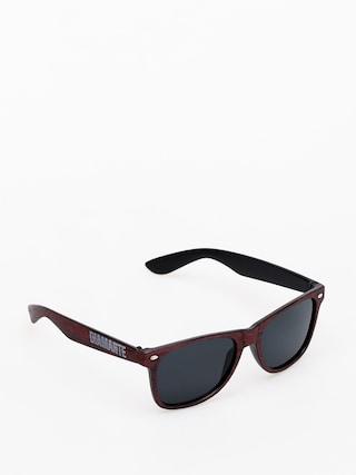 Diamante Wear Woody Sunglasses (burgundy)