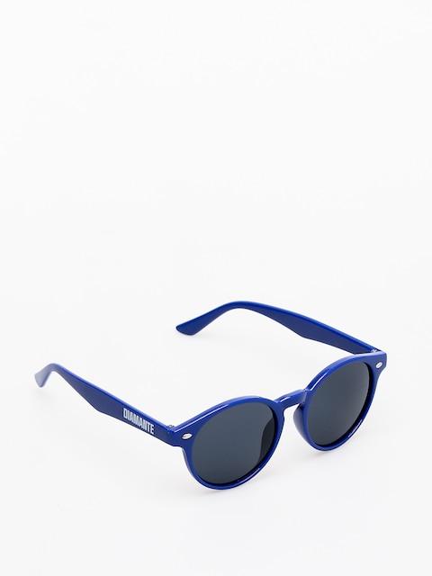 Diamante Wear Diamante Sunglasses (blue)
